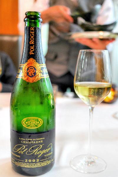 2002 Pol Roger Champagne Brut Vintage