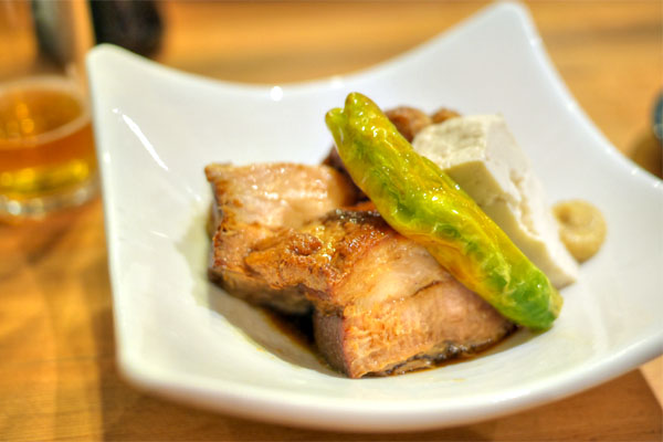 Porkbelly Kakuni