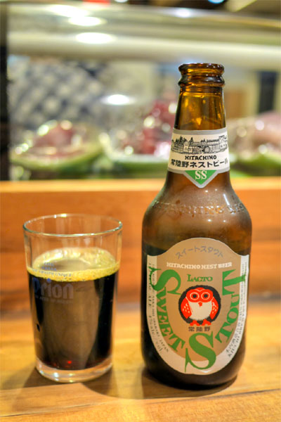 Hitachino Nest Sweet Stout (Lacto)