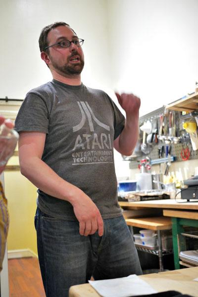 Chef Dan O'Brien