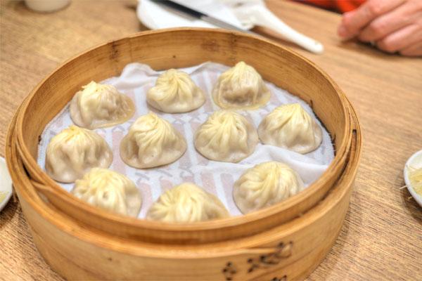 #66 - Pork XiaoLongBao (10 pcs)