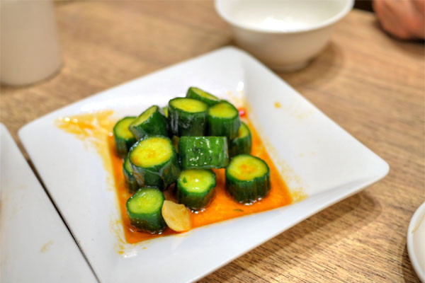 #58 - Spicy Pickled Cucumber