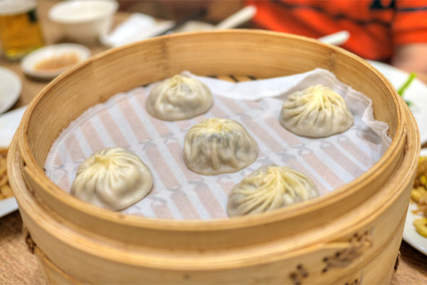 #676 - Truffle and Pork XiaoLongBao (5 pcs)