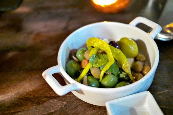 olives amb bitets
