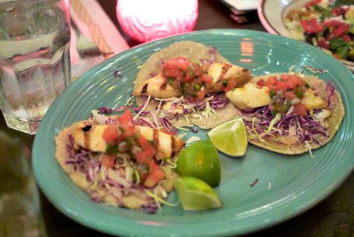 Pescado Tacos