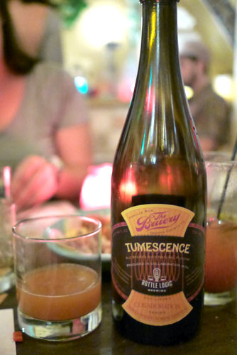The Bruery Tumescence
