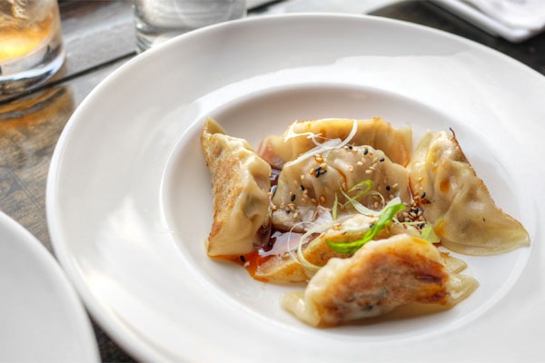 Dumplings - Pork (Pan-Fried)