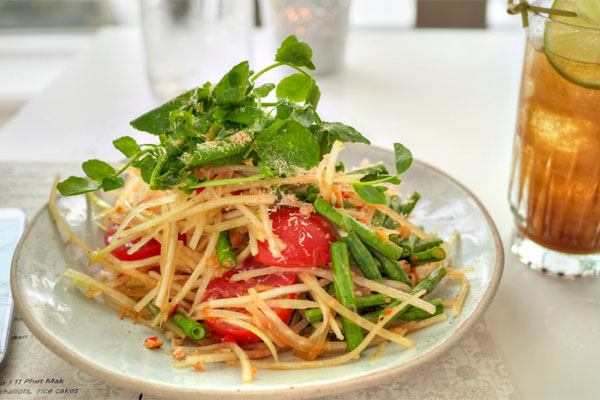 Som Tam / Green Papaya