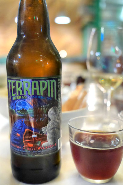 Terrapin Side Project #22 Orange Chocolate Weizenbock