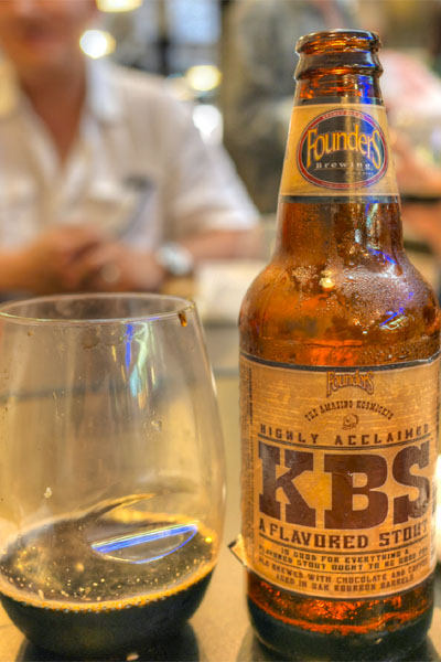 Founders KBS (Kentucky Breakfast Stout)