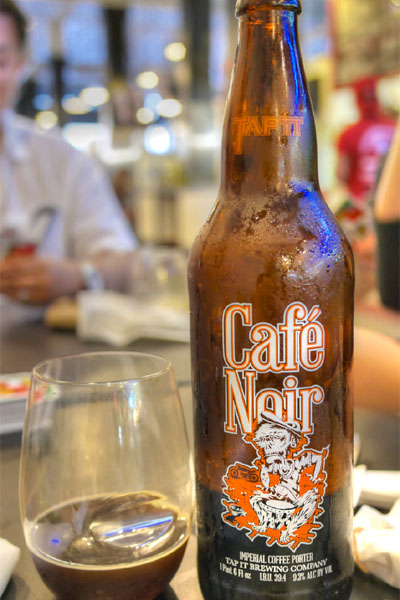 2014 Tap It Cafe Noir