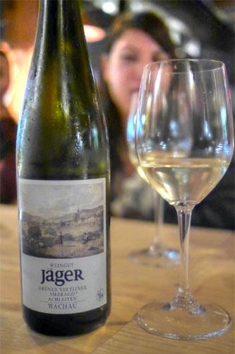 2011 Weingut Jäger Grüner Veltliner Smaragd Achleiten
