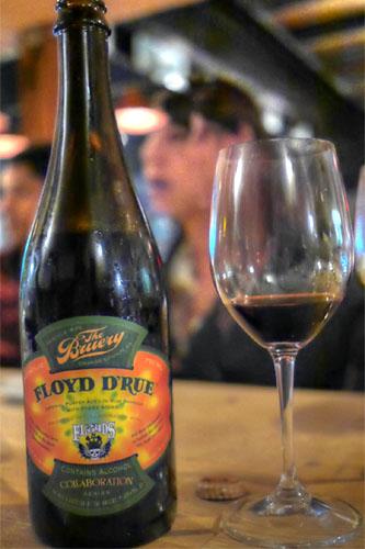 2014 The Bruery Floyd D'Rue
