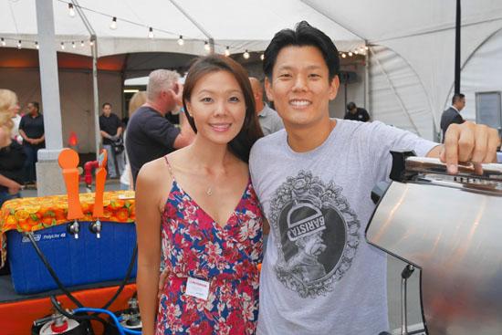 Cindy Choi, James Choi