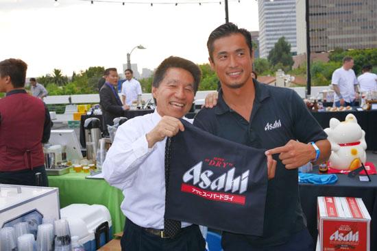 Billy Wing, Taichi Seki