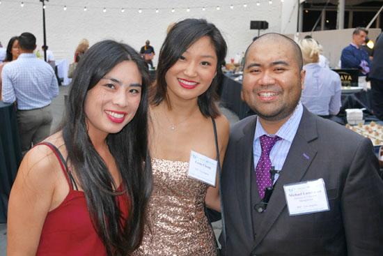 Lynne Cheng, Michael Lumunsad