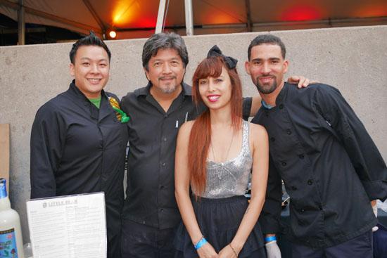 Andre Guerrero, Sainegee Wong, Tara