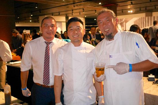 Jesse Duron, Wonny Lee, Yoya Takahashi