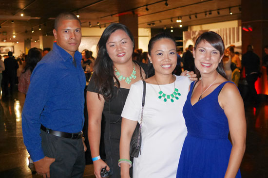 Bryan Wilkerson, Cherisse Cleofe, Tuyet Nguyen, Becca S