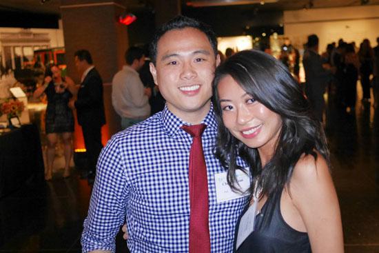Clayton Tran, Mary Zhang