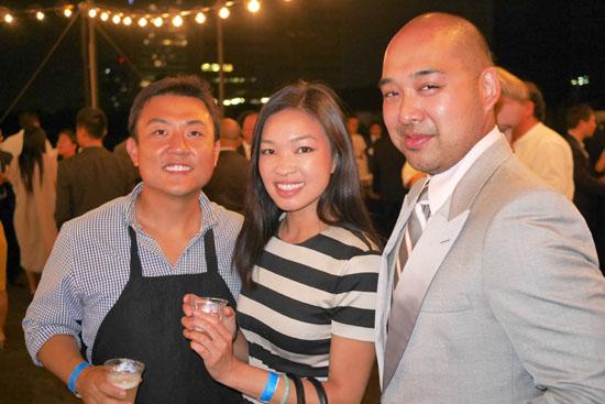 Matt Kim, Kristen Jue, Vinh Nguyen