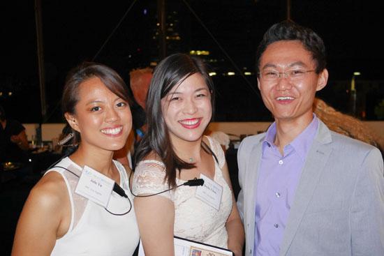Julie Yu, Becky Chou