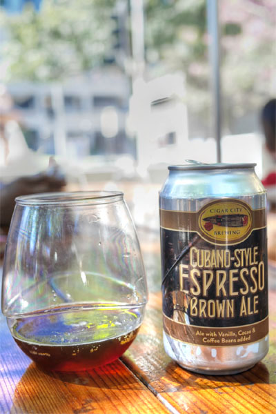 2014 Cigar City Cubano-Style Espresso Brown Ale