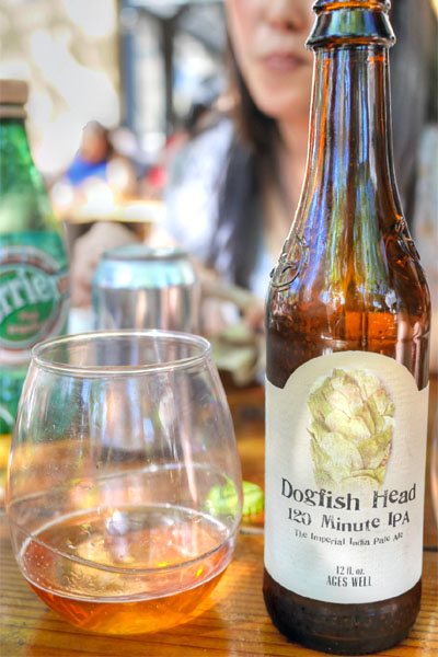 2014 Dogfish Head 120 Minute IPA