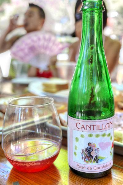 2013 Cantillon Rosé De Gambrinus