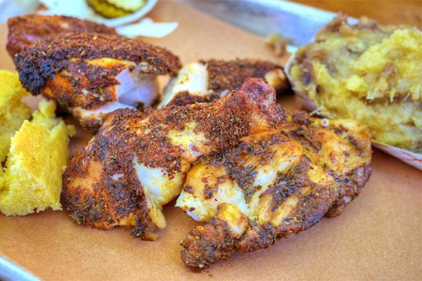 Chicken - 1/2