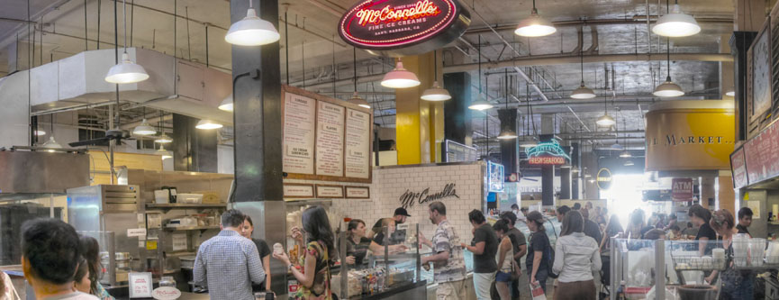 McConnell's Ice Cream at Grand Central Market