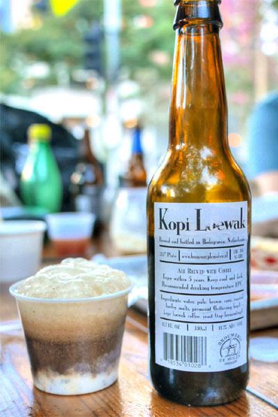 Brouwerij De Molen Kopi Loewak