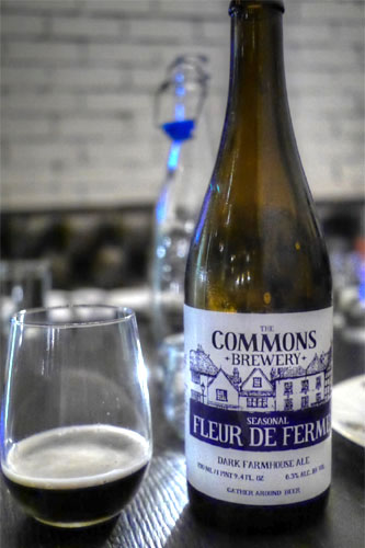 The Commons Brewery Fleur De Ferme