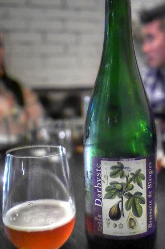 Brasserie de Blaugies Bière Darbyste