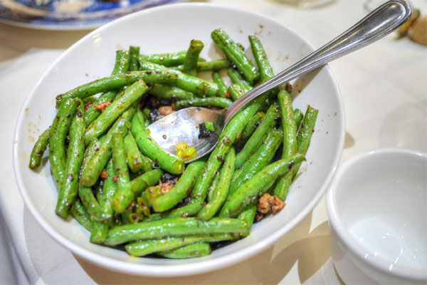 Pan Fried String Beans (#49)