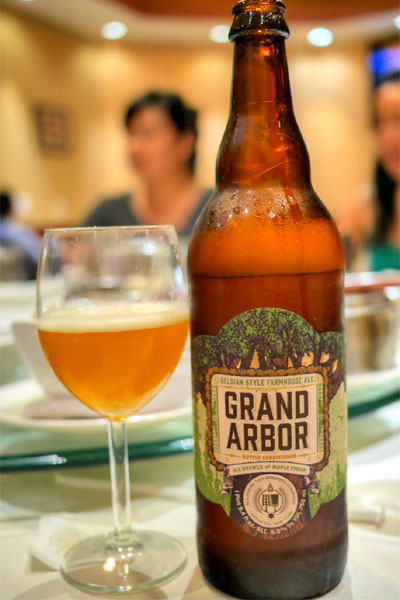 2013 Southern Tier Brewing Company Grand Arbor