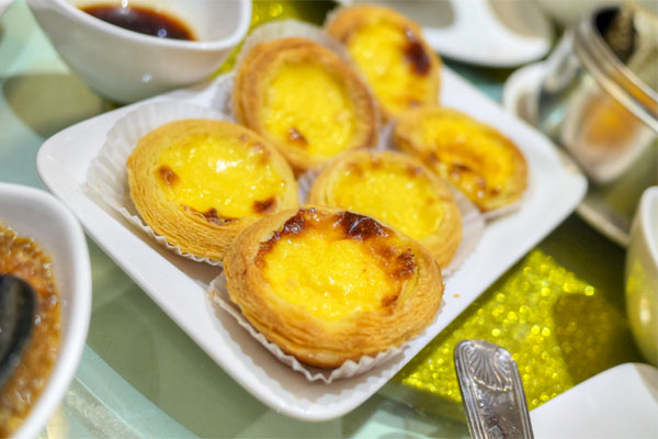 Macao Egg Custard (#31)