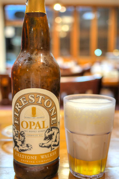 2014 Firestone Walker Opal