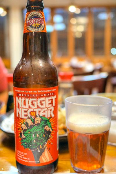 2014 Tröegs Nugget Nectar