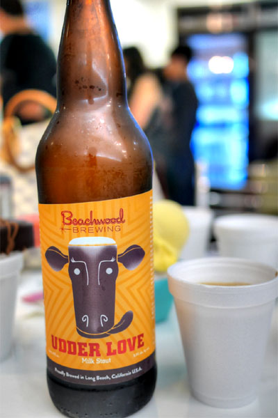 2014 Beachwood BBQ & Brewing Udder Love