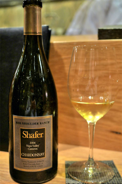 2006 Shafer Chardonnay Red Shoulder Ranch