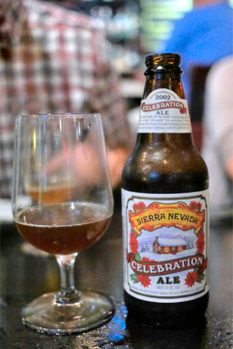 2002 Sierra Nevada Celebration Ale