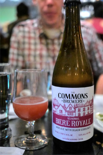 2014 The Commons Biere Royale