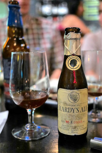 1990 Eldridge Pope Thomas Hardy's Ale