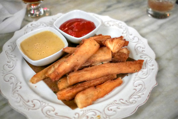 Yucca Fries