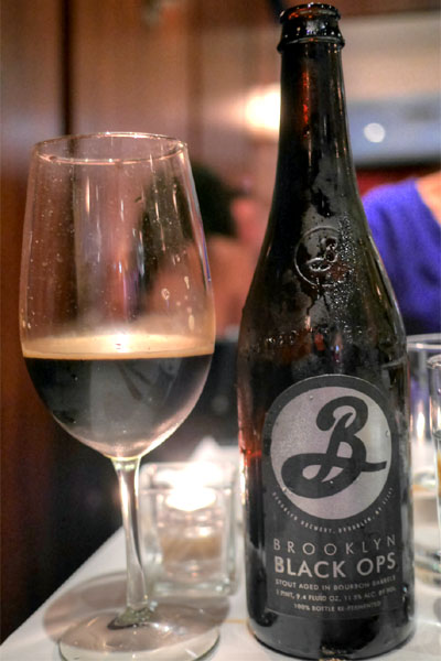 2013 Brooklyn Brewery Black Ops