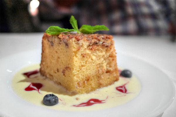 Marianne's Amaretto Cake