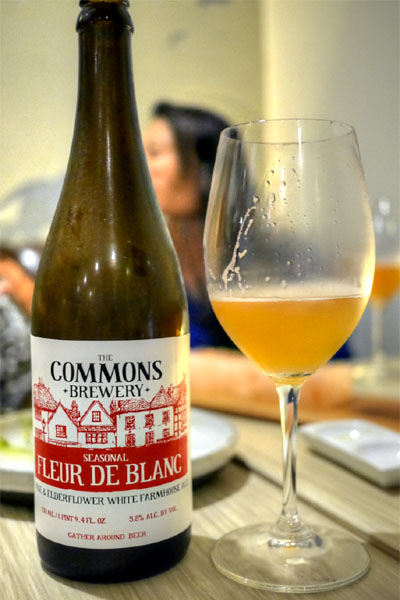 2014 The Commons Fleur De Blanc