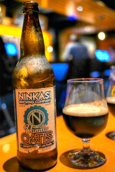 Ninkasi Vanilla Oatis