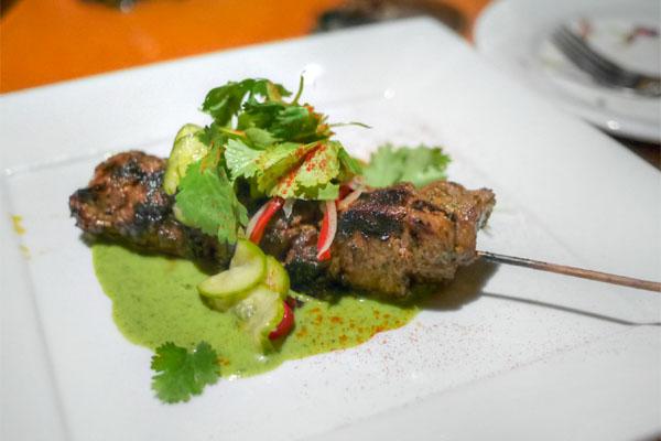 Berbere Spiced Sonoma Lamb